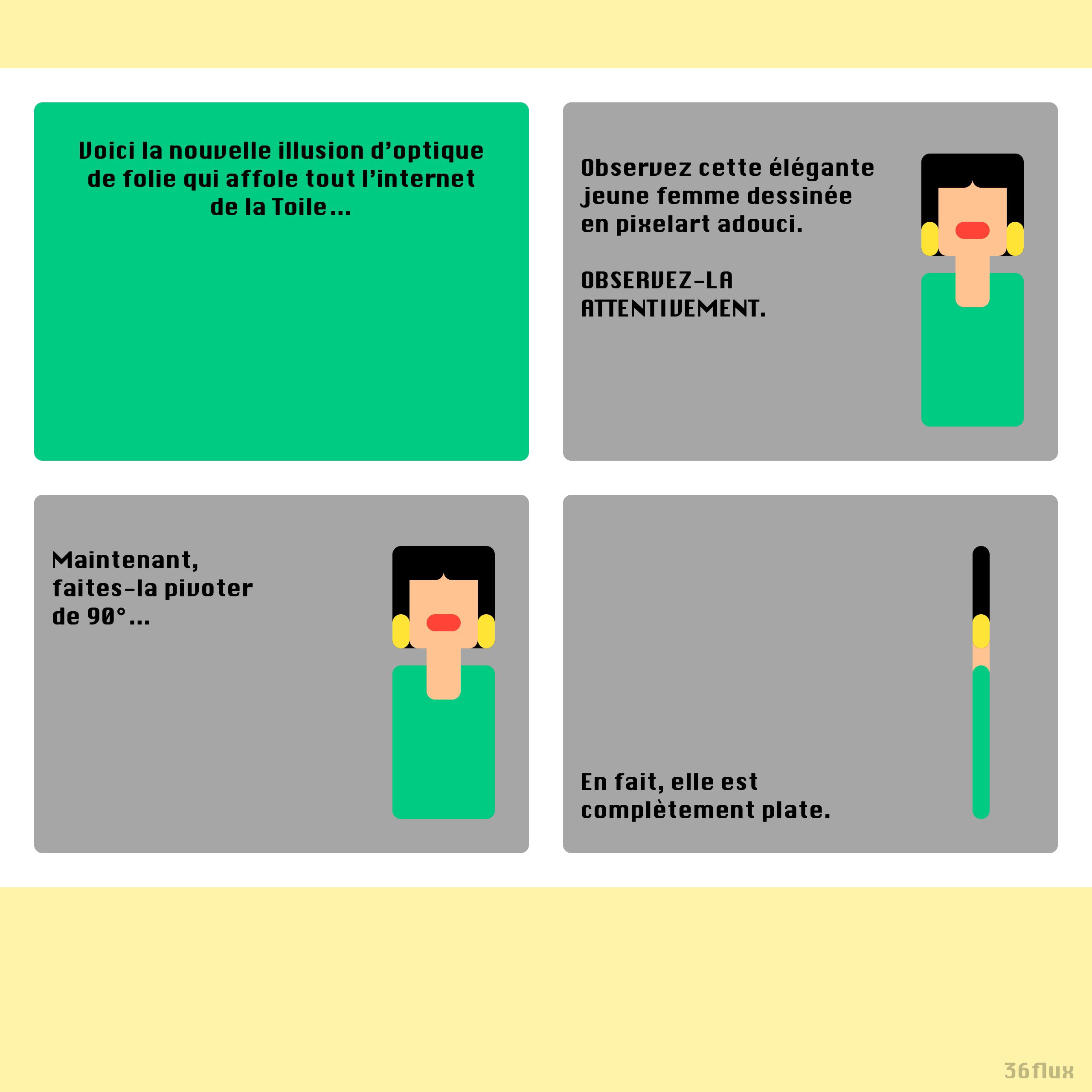 webcomics illusion d'optique