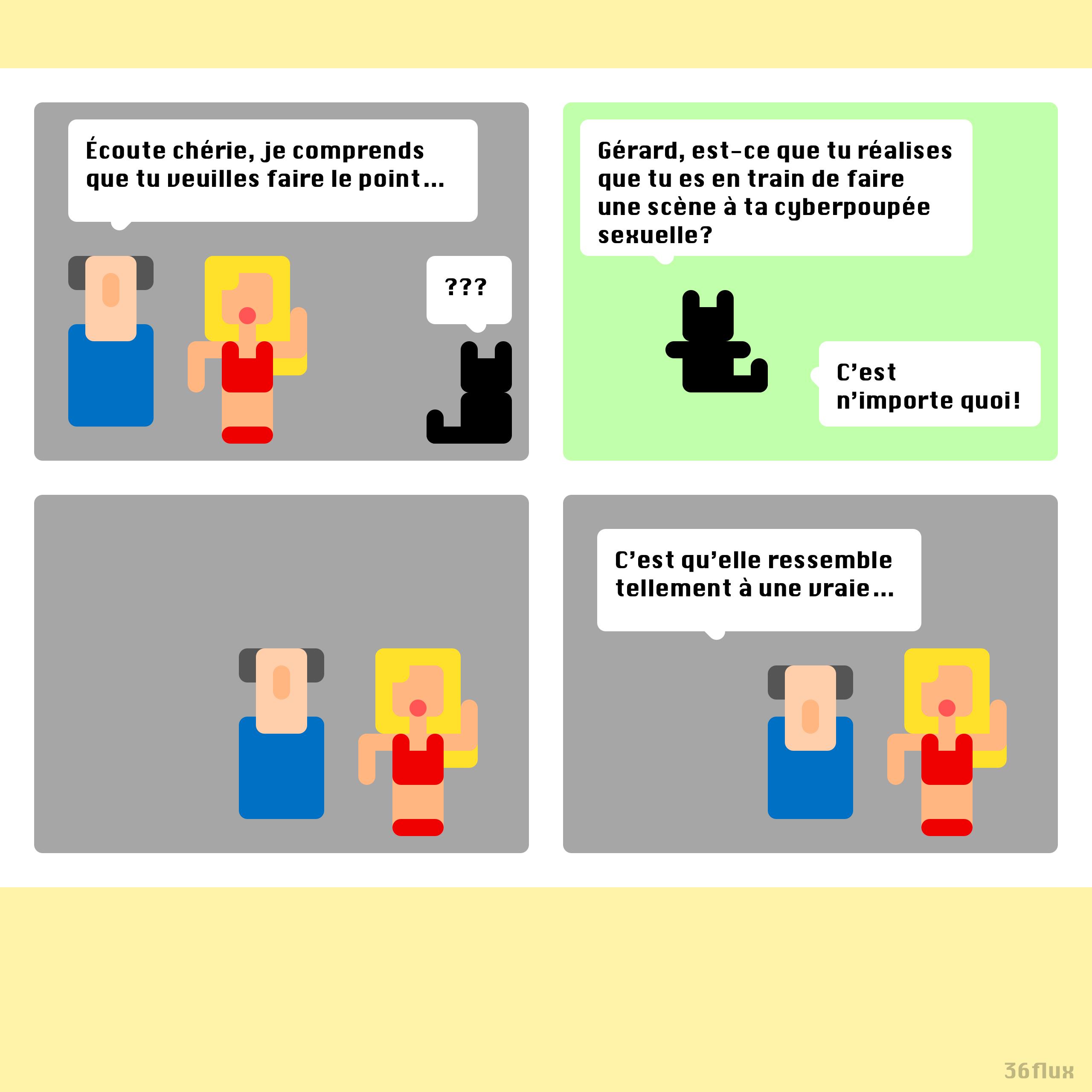 webcomics cyberpoupée