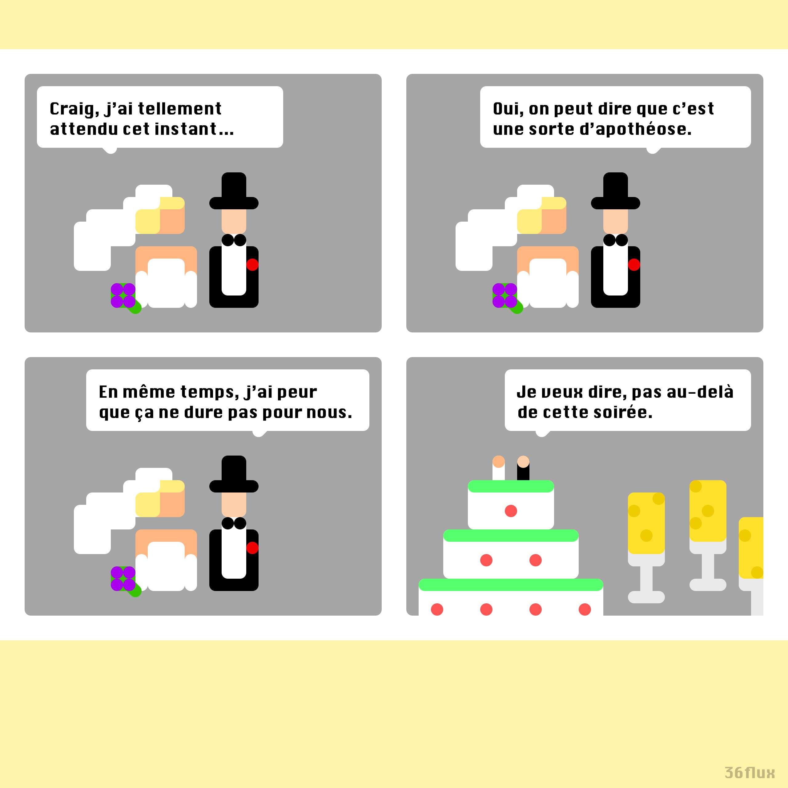 webcomics mariage