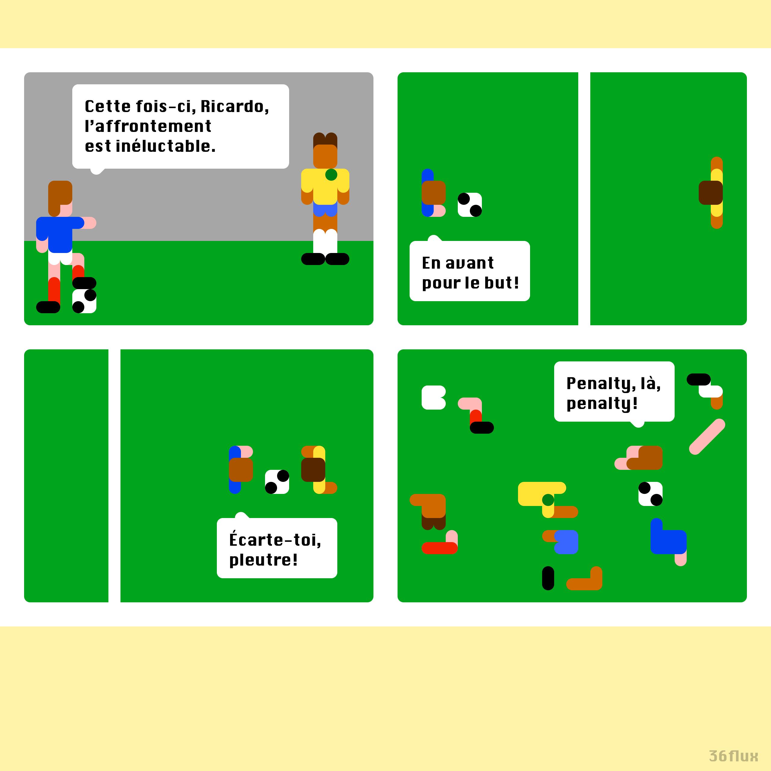 webcomics football
