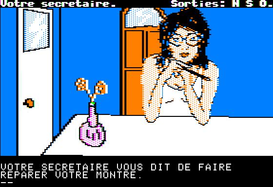 Dossier Palmer pour Apple II